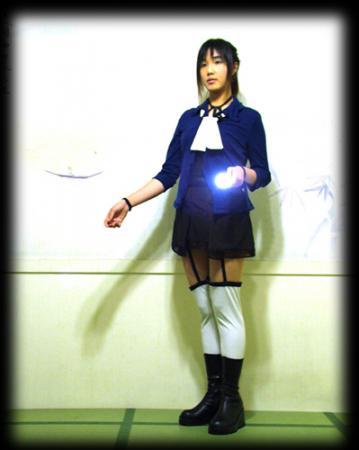Miku Hinasaki from Fatal Frame