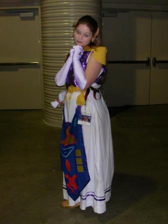 Princess Zelda from Legend of Zelda