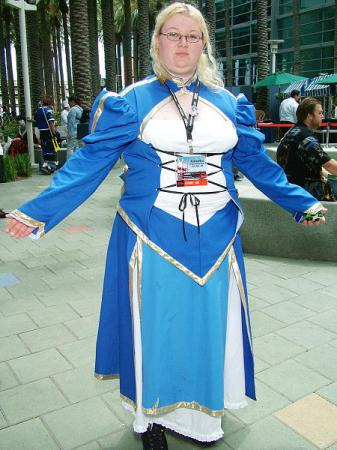 Saber from Fate/Stay Night