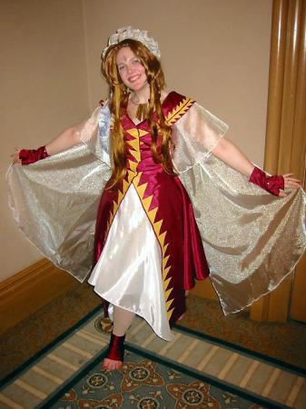 Belldandy from Ah My Goddess worn by Koumori