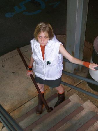 Heather Mason from Silent Hill 3