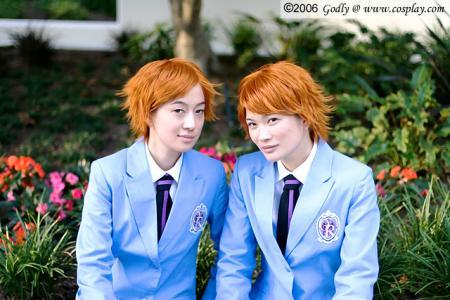 Hikaru Hitachiin from Ouran High School Host Club worn by liddo-chan