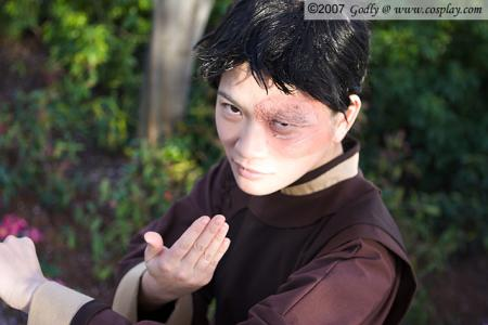 Zuko from Avatar: The Last Airbender worn by liddo-chan