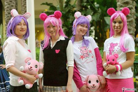 Reina from Pinky: St. worn by liddo-chan