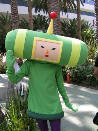 Prince of the Cosmos from Katamari Damacy