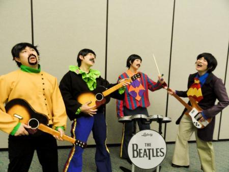 Paul McCartney from Beatles, The (Worn by liddo-chan)