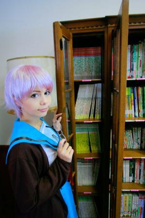 Yuki Nagato from Melancholy of Haruhi Suzumiya