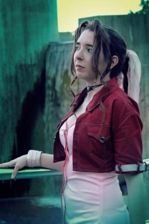 Aeris / Aerith Gainsborough from Final Fantasy VII: Advent Children