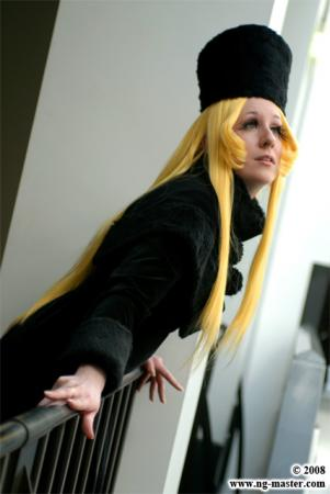 Maetel from Galaxy Express 999 worn by SmallWish