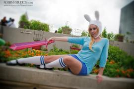 Fionna from Adventure Time with Finn and Jake worn by SmallWish