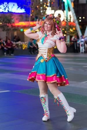Moroboshi Kirari from iDOLM@STER Cinderella Girls