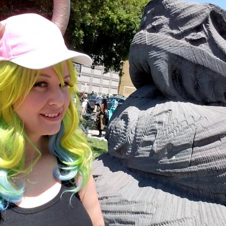 Lucoa from Kobayashi-san Chi no Maid Dragon by Maryssa