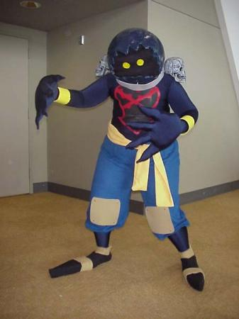 Heartless from Kingdom Hearts