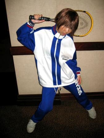 Fuji Shusuke from Prince of Tennis