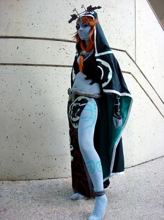 Midna from Legend of Zelda: Twilight Princess