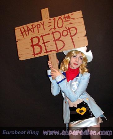 Judy from Cowboy Bebop