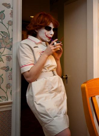 The Joker from Batman