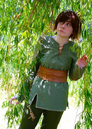Hiccup from How to Train Your Dragon worn by Sillywhims