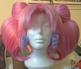 Chibiusa / Rini from Sailor Moon worn by Sillywhims