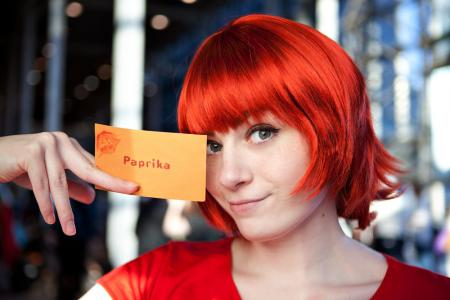 Paprika from Paprika worn by Sillywhims