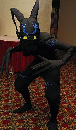 Neoshadow Heartless from Kingdom Hearts 2
