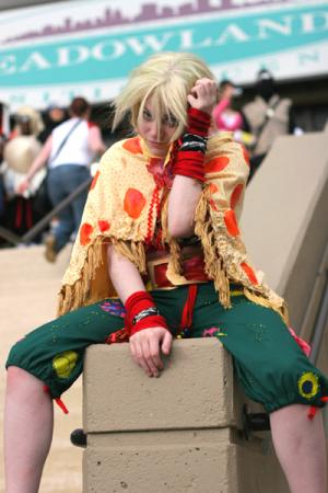 Gau from Final Fantasy VI