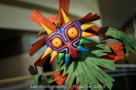 Skull Kid from Legend of Zelda: Majora's Mask worn by Sillywhims