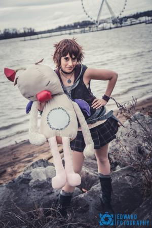 Iris Amicitia from Final Fantasy XV
