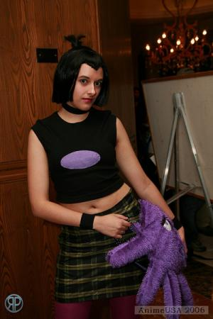 Samantha Manson from Danny Phantom worn by CyberBird