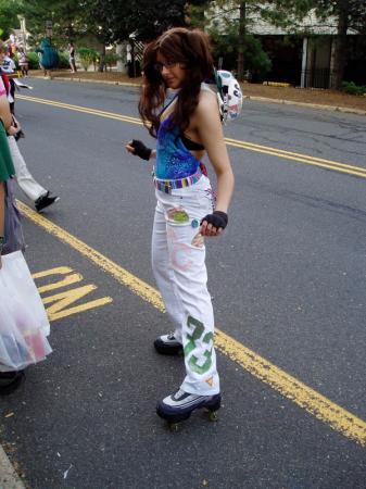 Ringo Noyamano from Air Gear worn by CyberBird