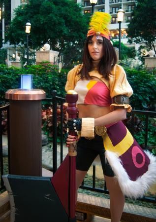 Lani from Final Fantasy IX by CyberBird