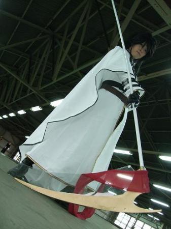Ryuko from Monochrome Factor