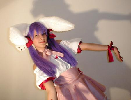 Rabi en Rose / Usada Hikaru from Di Gi Charat worn by Medikitty