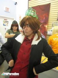 Neil Dylandy from Mobile Suit Gundam 00 worn by Eve