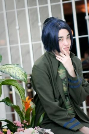 Mukuro Rokudo from Katekyo Hitman Reborn! (Worn by Eve)
