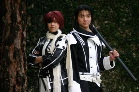Lavi from D. Gray-Man (Worn by Eve)