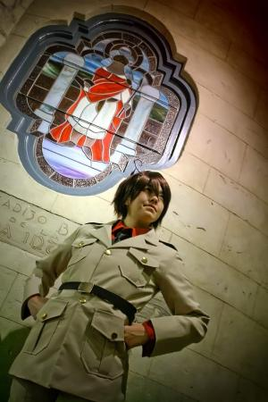 Italy (Romano) / Lovino Vargas from Axis Powers Hetalia worn by Eve