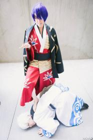 Shinsuke Takasugi from Gintama worn by Eve