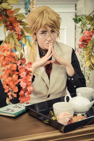 Doppo Kunikida from Bungou Stray Dogs