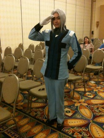 Descartes Shaman from Mobile Suit Gundam 00