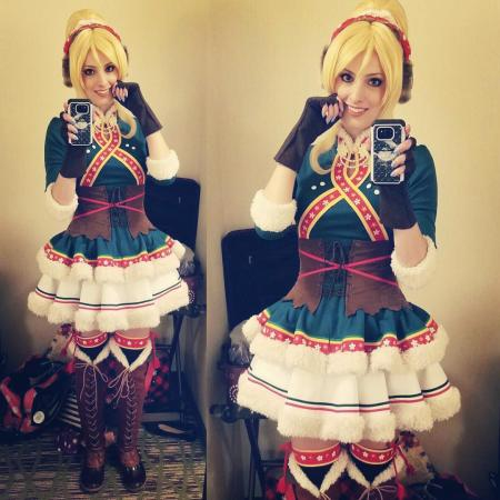Eli Ayase from Love Live! worn by Katie