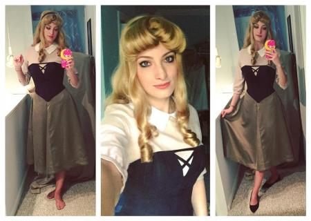 Briar Rose from Sleeping Beauty by Katie