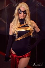 Ms. Marvel from Marvel Comics worn by Katie