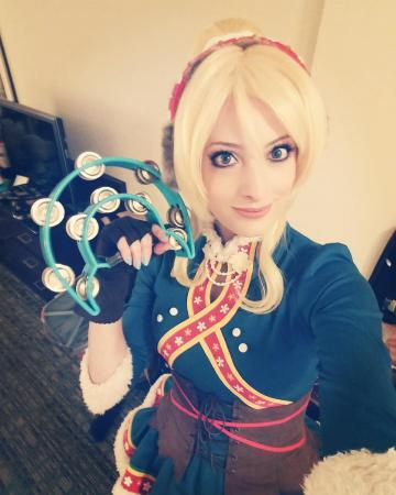 Eli Ayase from Love Live! by Katie
