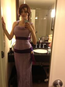 Megara from Hercules worn by Katie