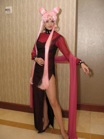 Black Lady from Sailor Moon R worn by Katie