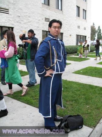 Maes Hughes from Fullmetal Alchemist worn by Usagi Auron