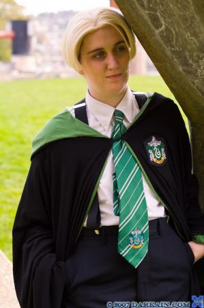 Draco Malfoy from Harry Potter worn by Amidoji