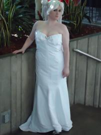Queen Serenity from Sailor Moon worn by Amidoji