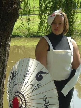 ANBU from Naruto worn by Kokuu